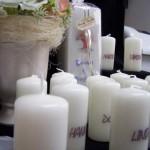 Partners en Kaarsen maken